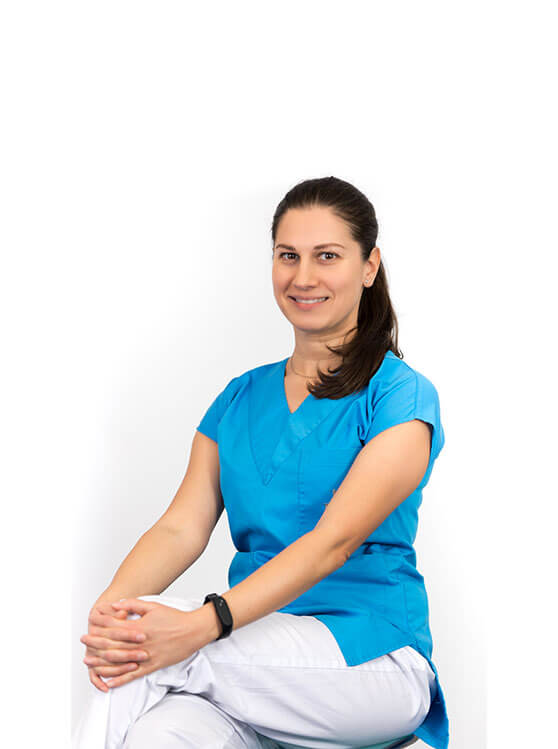 Dr. Andreea Albu
