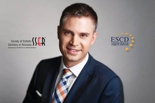 Doctor Florin Lazarescu - medic stomatolog coordonator la Clinica Trident Bucuresti