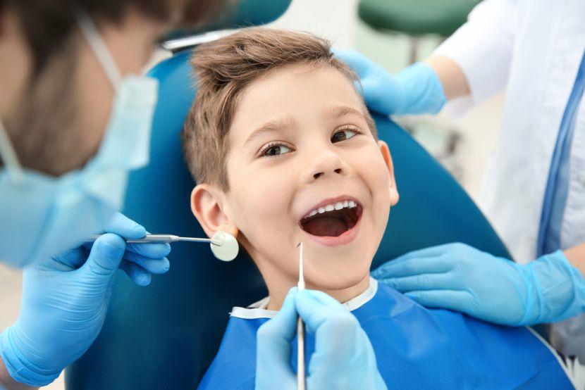 cum indepartam frica de dentist a copiilor
