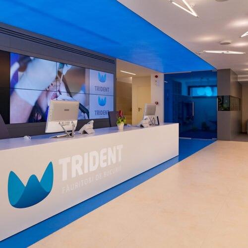 receptie clinica trident